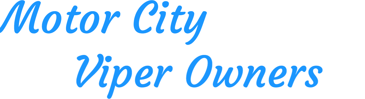 Motor City Viper Owners Logo